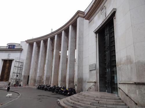 2014.10月 「住んでるように旅をする」...Paris.最終6日目...オペラ・ガルニエと市立近代美術館etc
