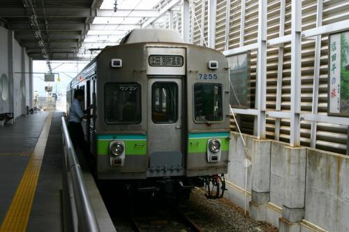 上田交通 別所線2005