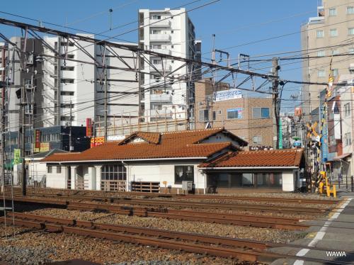 カメラをポケットに滋賀県大津市内(JR大津駅からJR大津京駅)を歩いて見ました。