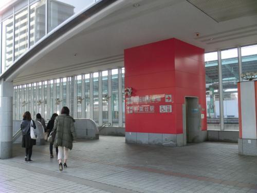 青春18きっぷの旅日記2014・春(14)稲城→名古屋→自宅