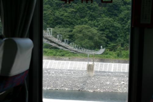 安倍川の源流・梅ケ島温泉(2006)