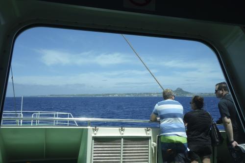 OL2人の夏期休暇 (後半) 沖縄 伊江島