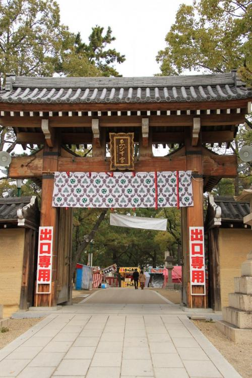 2015年 西宮神社・越木岩神社・廣田神社・住吉神社(地神さん)