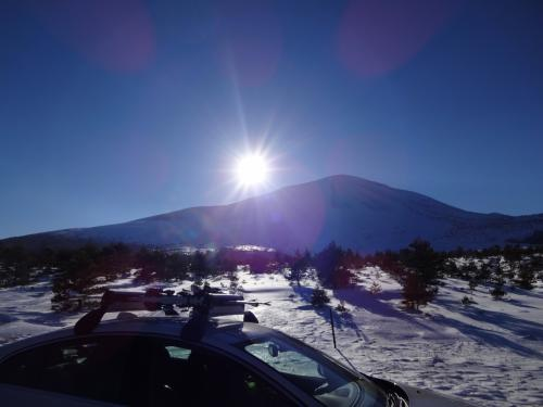 パルコール嬬恋 子連れスキー 旅行記:2015
