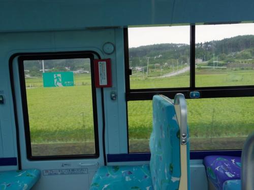 140827-31(夏休み)ローカル鉄道の旅:宮城・岩手・山形【4】~大船渡線BRTで盛から陸前高田・奇跡の一本松へ~