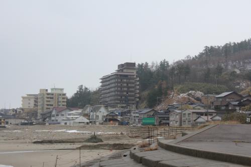 お正月 鶴岡の旅 その2 湯野浜温泉に泊まり、加茂水族館・善寶寺へ