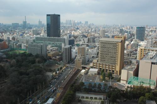 ちょっぴり散歩「台地と坂が多い文京区」(東京)