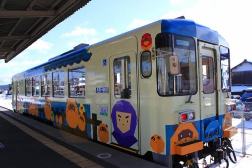 災害から復活した信楽高原鉄道に乗ってちょびっと乗り鉄