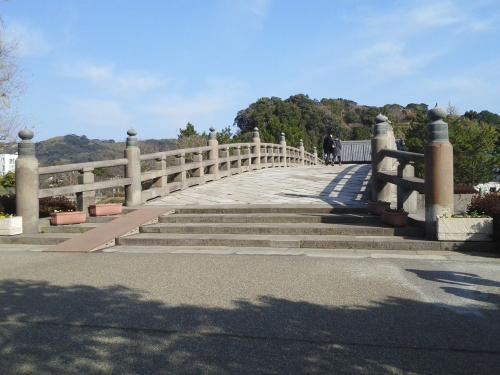 鹿児島五石橋の移設「石橋記念公園」を訪れて ※鹿児島県鹿児島市