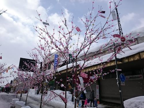 秋田・大館のアメッコ市を訪ねて