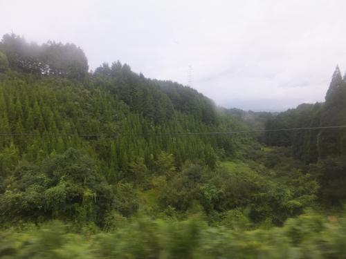 2014 鳥栖遠征と九州半周満喫旅【その14】肥薩線ループとスイッチバックで吉松駅へ