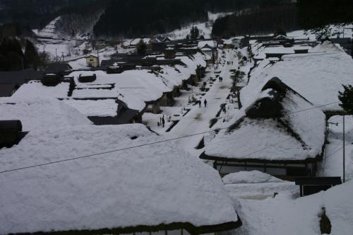 大内宿の高倉神社