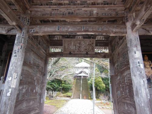 西国29番札所 松尾寺