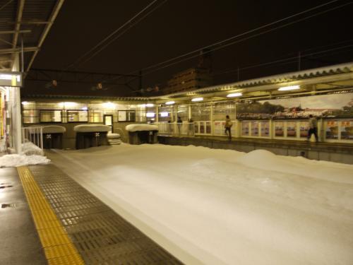 青春18切符で雪を見に行こう♪  ~日光・新潟 温泉とポン酒を求めて~ 後編