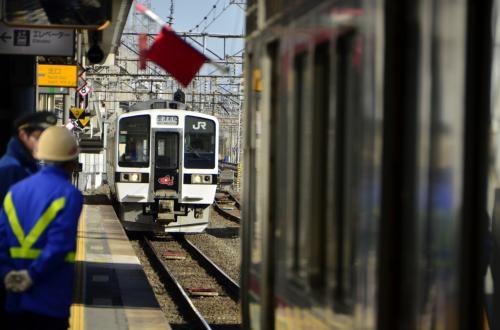 残しておきたい、磐越西線を走る快速あいづライナー号の風景を求めて訪れてみた
