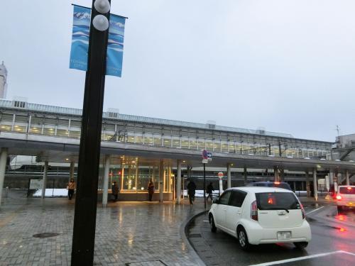 来てみられ富山:北陸新幹線開業初日乗車