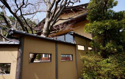 旧木下家住宅の日本画展