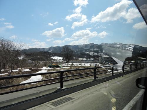小野川温泉でランチ