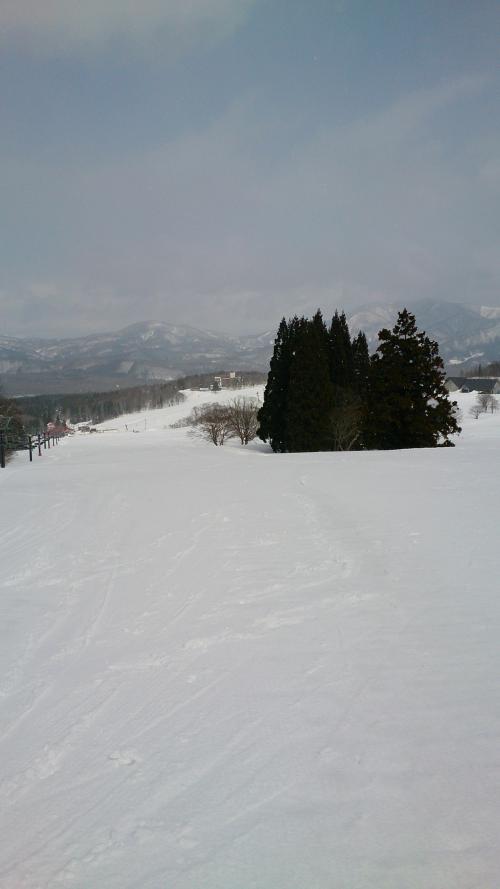 長野県 黒姫高原スノーパーク スキー