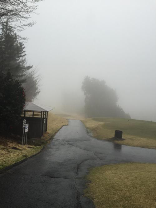 ゴルフ旅-磯部温泉-