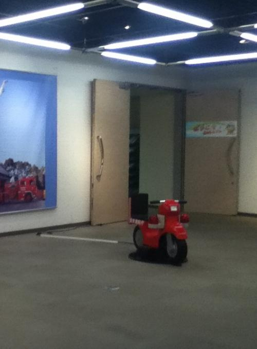 (北海道発)LCCで行く、上野公園の桜&キッザニア東京&消防博物館 3日目