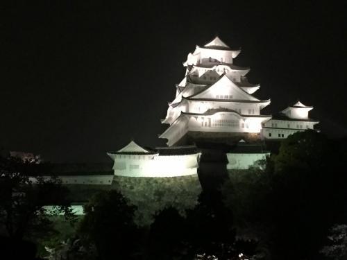 急な1泊旅行 in たつの市。ついでに姫路城!