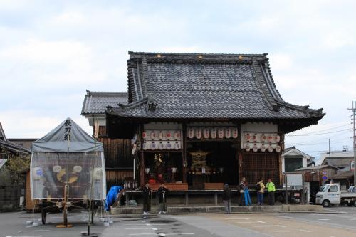 湖国三大祭「長浜・曳山まつり」受け継がれる伝統、子供歌舞伎
