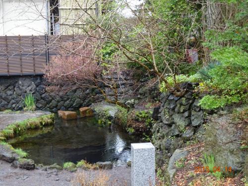 時々の富士山を求めて3日目/4 清水がこんこんと湧き出る忍野八海~山中湖へ