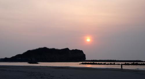 イタンキ浜が最高
