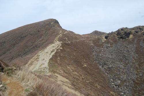 今年も久住山登山を楽しむ③久住山山頂~中岳山頂