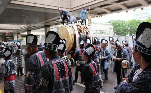 大国魂神社くらやみ祭り