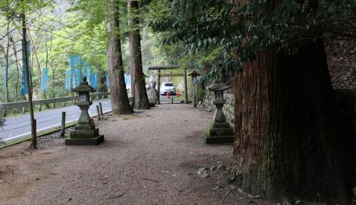 丹生川上神社参拝