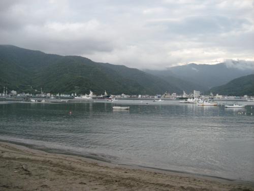 2010年8月13日:西伊豆 戸田で海水浴&伊豆高原観光・・・(初日)