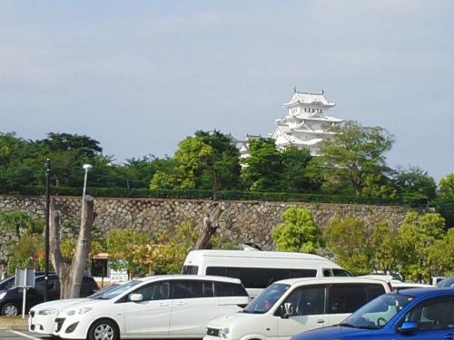 久しぶりに訪問して見た姫路城に ※兵庫県姫路市