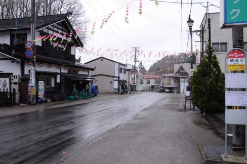 今だからこそ北東北【2】~桜咲く雨の角館と五能線の旅~