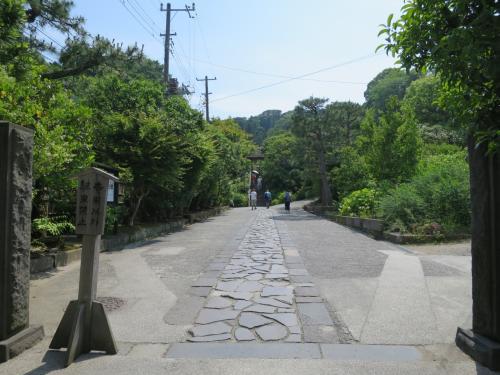 鎌倉 アジサイ散歩 東慶寺