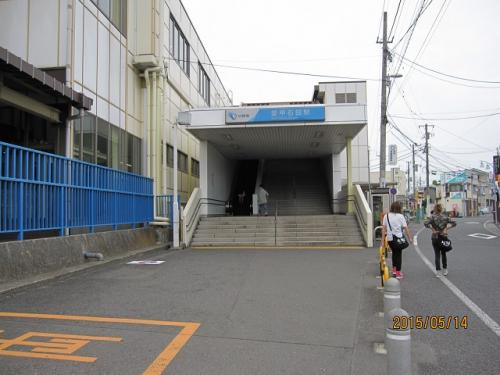 大山街道⑨ 愛甲石田駅(厚木市)~バス停「道灌塚前」(伊勢原市)