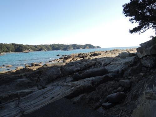 徳島から足摺、佐田岬、一周925km、 part 2 竜串、宿毛の夕陽