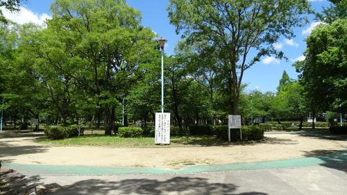 大阪城北公園 城北菖蒲園 上巻