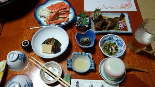 日本海釣りの旅