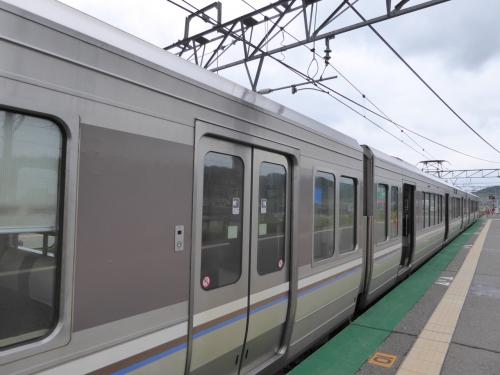 列車&バス旅/竹生島ロケ地探訪(笑)と植物園で水生植物観賞・おごと温泉1泊2日・その1