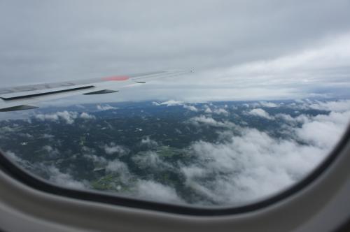 屋久島は35日間雨