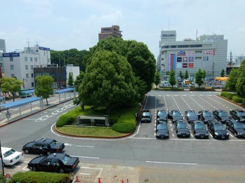 旧大谷場村 村社 氷川神社と小さな あじさい園