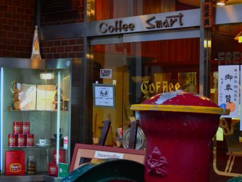 京都人は冷たいビールとコーヒーはお熱いのがお好き?