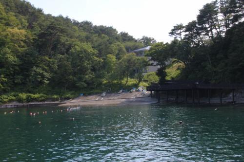 2015年夏の東北旅行2日目、②岩手県宮古市「浄土が浜」の絶景を遊覧船で楽しみました。