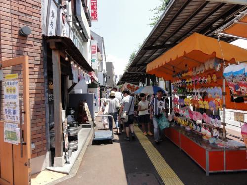 成田祇園祭をぶらぶら