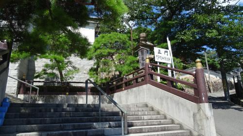 日本三大厄神 門戸厄神の参拝