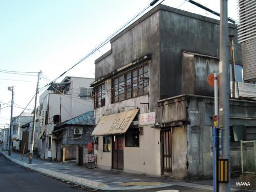 昭和レトロ探検隊 三島大社周辺の古い街並みを歩いて見ました