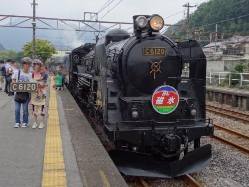 、横川で観光して帰りは横川 ...