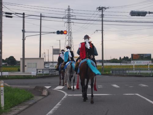 日本の祭り 2015年 相馬野馬追祭 ~宵祭り~